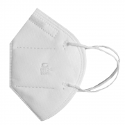 Kit 10 Mascara Semi Facial Hospitalar PFF2 N95