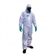 Macacão de Segurança para Pintura e Riscos Químicos - Super Safety