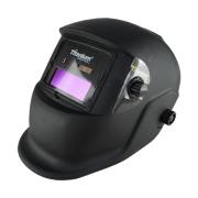 Máscara de Solda Titanium Control Regulável DIN 9 a 13 Solar e Bateria