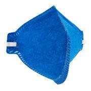 Máscara semi descartável PFF2 Sem Válvula N95 - Delta Plus