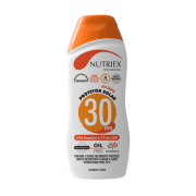 Protetor Solar FPS 30 Nutriex 120ml