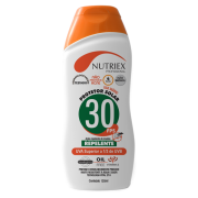 Protetor Solar FPS 30 com Repelente 120 ml - Nutriex
