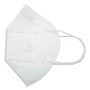 Respirador de Orelha Pff2 N95 Branco Inmetro e Ca 10 Unidades