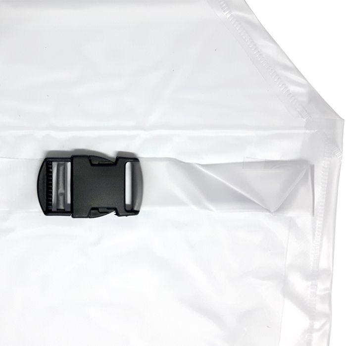Avental de Vinil Transparente (silicone) - Maicol