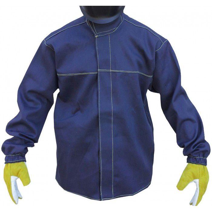 Blusão de Brim Antichamas - Teknoluvas