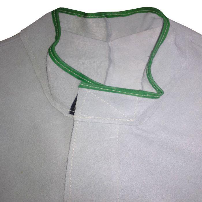 Blusão de Raspa com Tratamento Antichamas - Teknoluvas