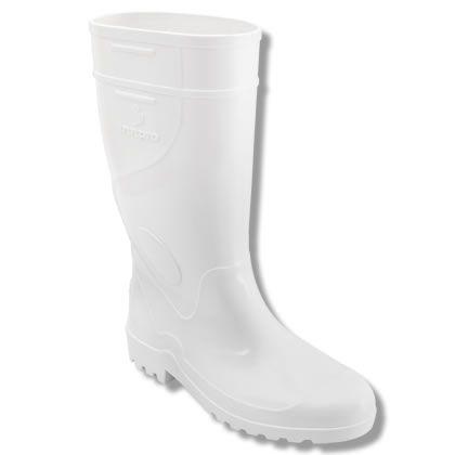 Bota de PVC Cano Longo Branca - Innpro