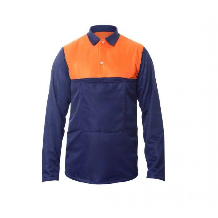 Camisa Motosserrista (operador de motosserra) - Teknoluvas