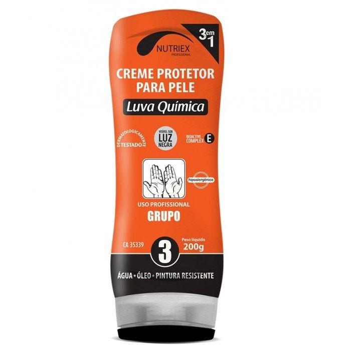Creme de Proteção Grupo 3 Nutriex - 200g
