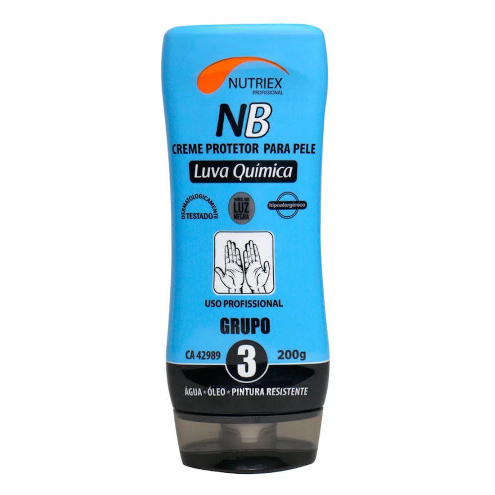 Creme de Proteção NB G3 e Proteção Biológica Nutriex - 200g