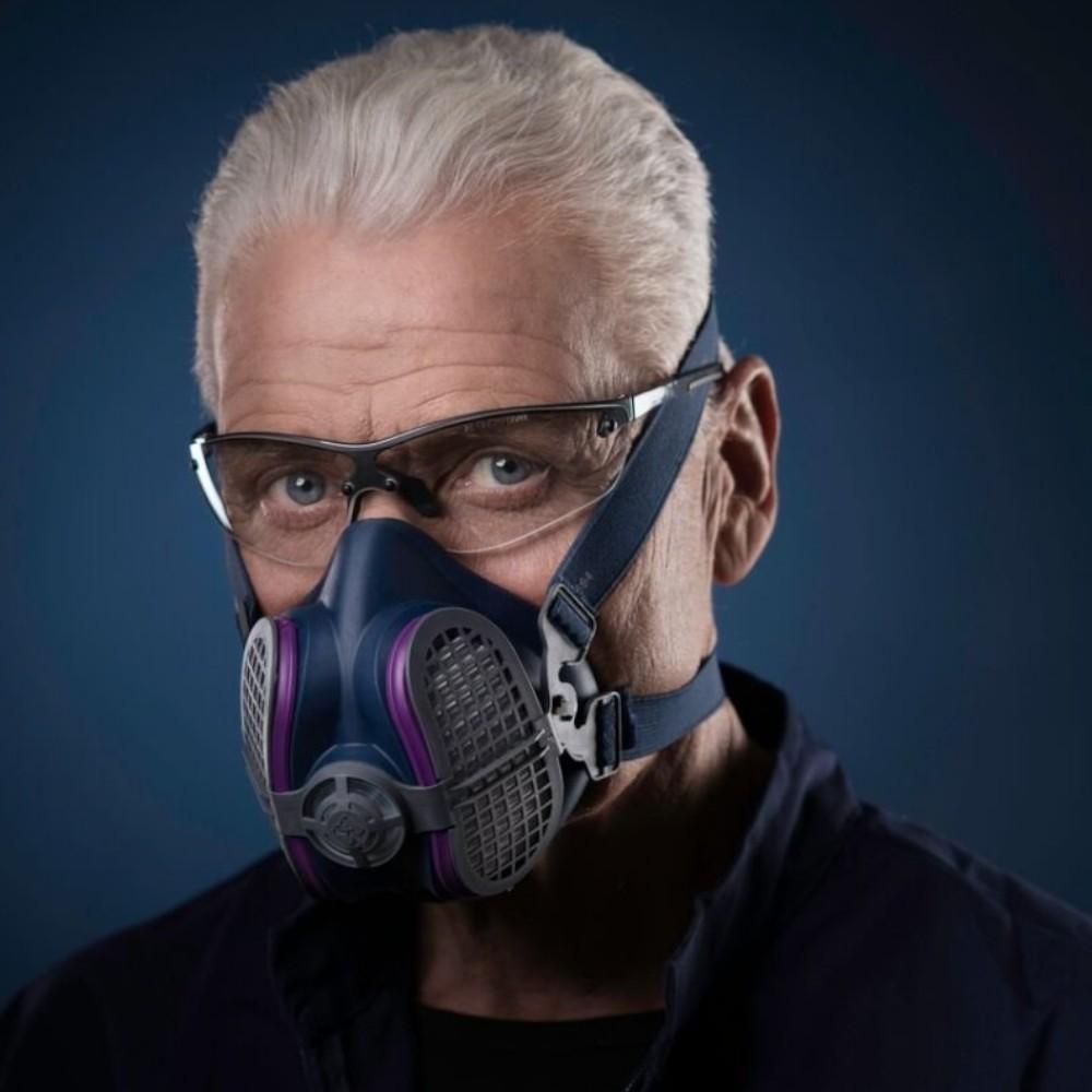 Filtro de Reposição P3 OdorFree para Respirador Elipse (Par) - GVS