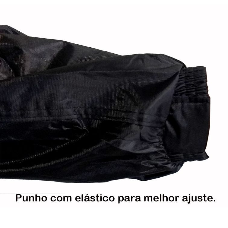 Kit Motociclista / Conjunto / Bota Motosafe / Luva Classe
