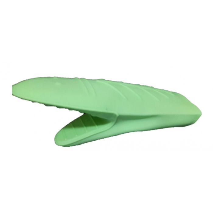 Luva de Silicone para Cozinha Modelo Bico de Pato