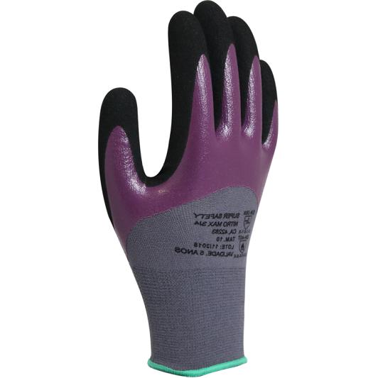 Luva para Proteção Contra Agentes Mecânicos Nitromax 3/4 - Super Safety