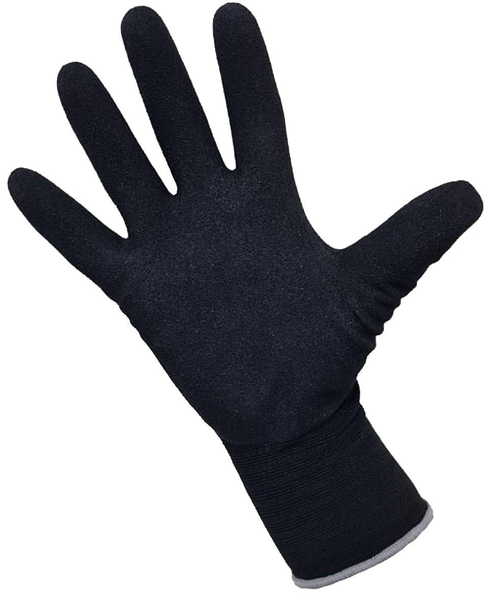 Luva Para Alta Temperatura, Resistencia Mecanica e Tatil Nitro Black Super Safety