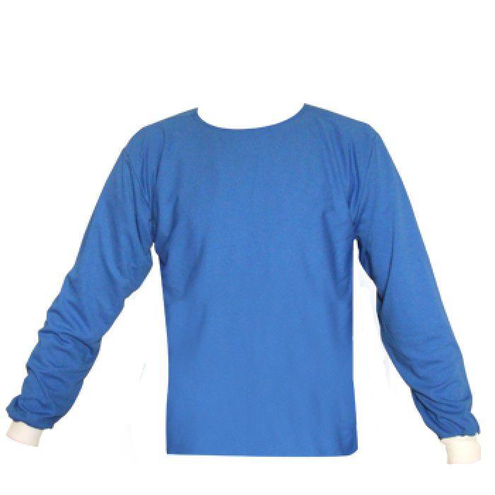 Mangote em Helanca para Colheita Modelo Camiseta 2 Mangas - Teknoluvas