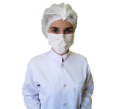 Máscara Cirúrgica Descartável Tripla - Caixa com 50 unidades - ProtDesc