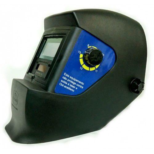 Máscara de Solda Escurecimento Automático - GW Escudo