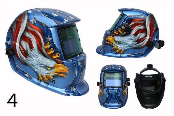 Máscara de Solda Escurecimento Automático - USK