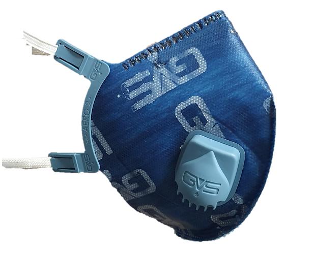 Máscara Para Proteção Respiratória PFF2 com Válvula – GVS