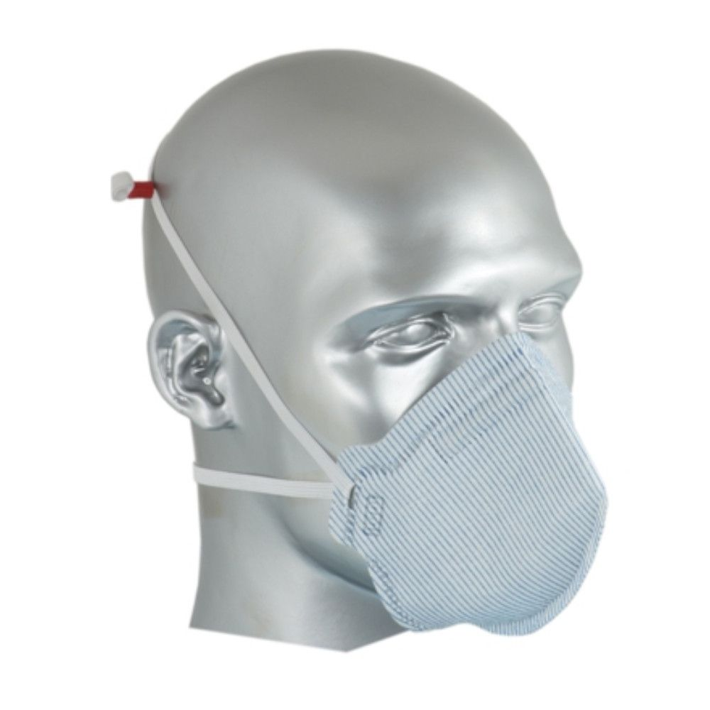 Máscara PFF2 Sem Válvula Branca CA 38955 – Air Safey