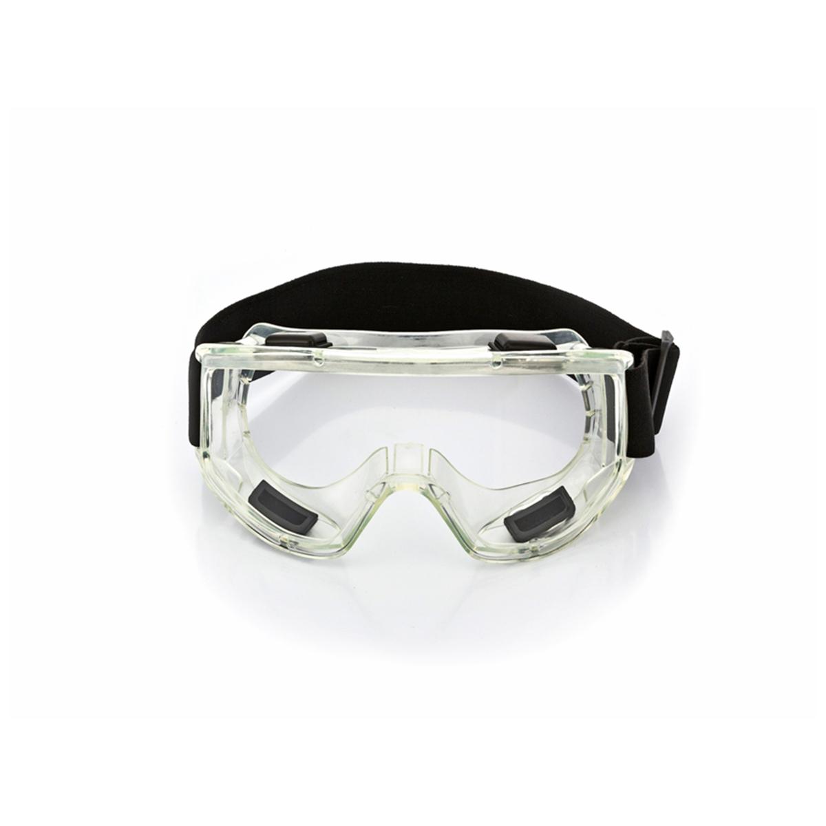 Óculos Ampla Visão Vvision 400 Incolor Antirrisco e Antiembaçante - Volk do Brasil