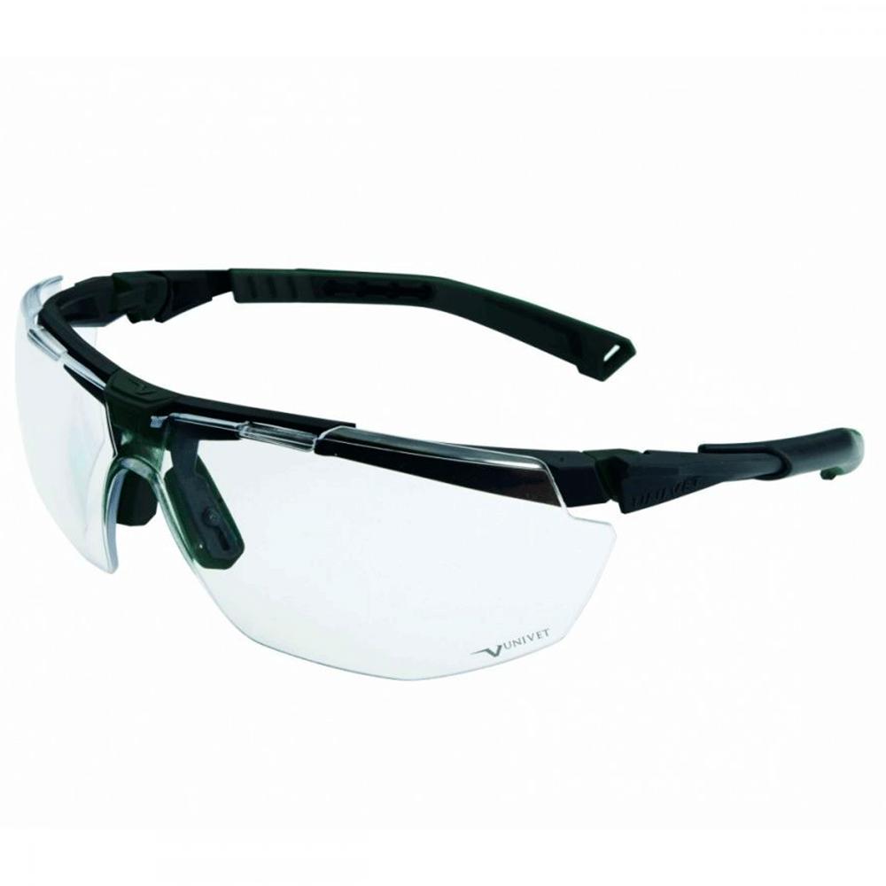 Kit Óculos de Proteção 5x1 Balístico com 3 lentes Univet