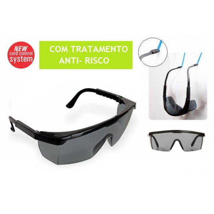 Óculos de Proteção Argon (Anti Risco)