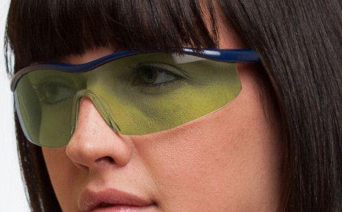 Óculos de Proteção Argon Elite Ton. 5 Anti Risco e Anti Embaçante - Libus