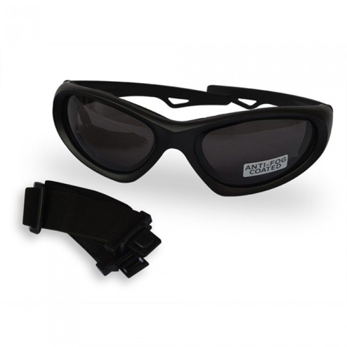 Óculos de Proteção Everest Fumê Anti Risco e Anti Embaçante - Bigcompra