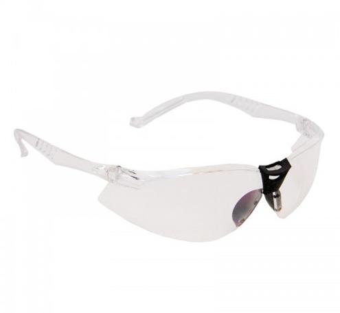 Óculos de Proteção Neon Incolor Anti Risco e Anti Embaçante - Libus