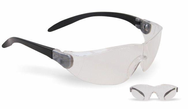 Óculos de Proteção Progress Dielétrico Anti Risco e Anti Embaçante - Libus