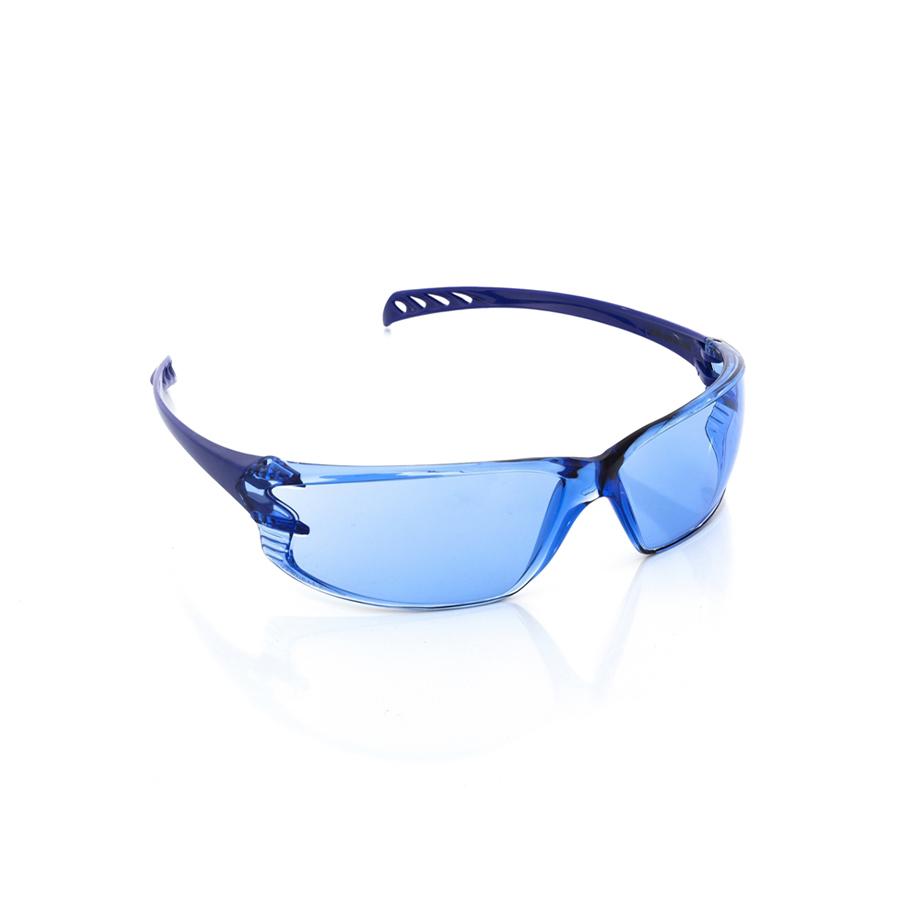 Óculos Vvision 500 Antirrisco Azul - Volk do Brasil
