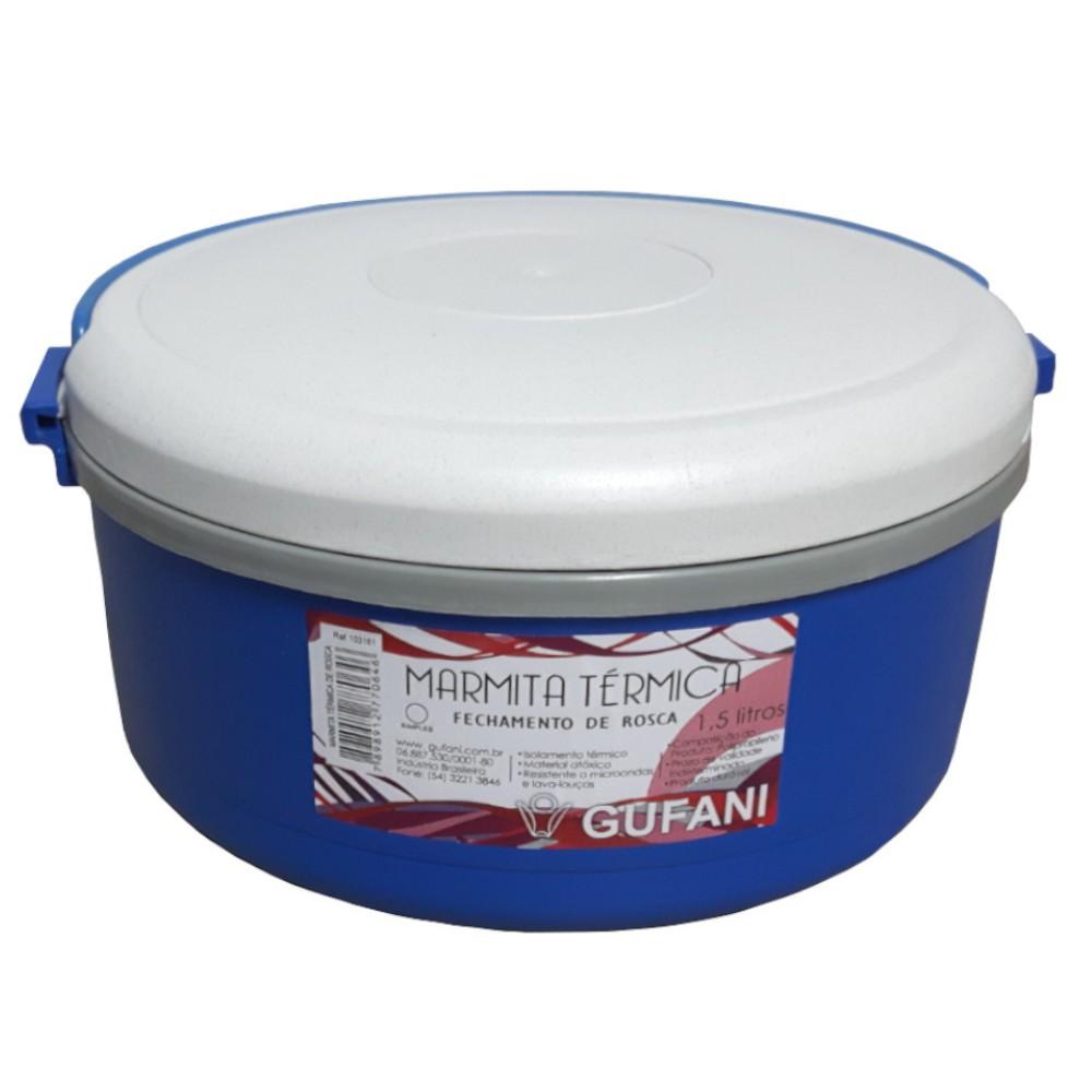 Prato Térmico 1,5 L - Gufani