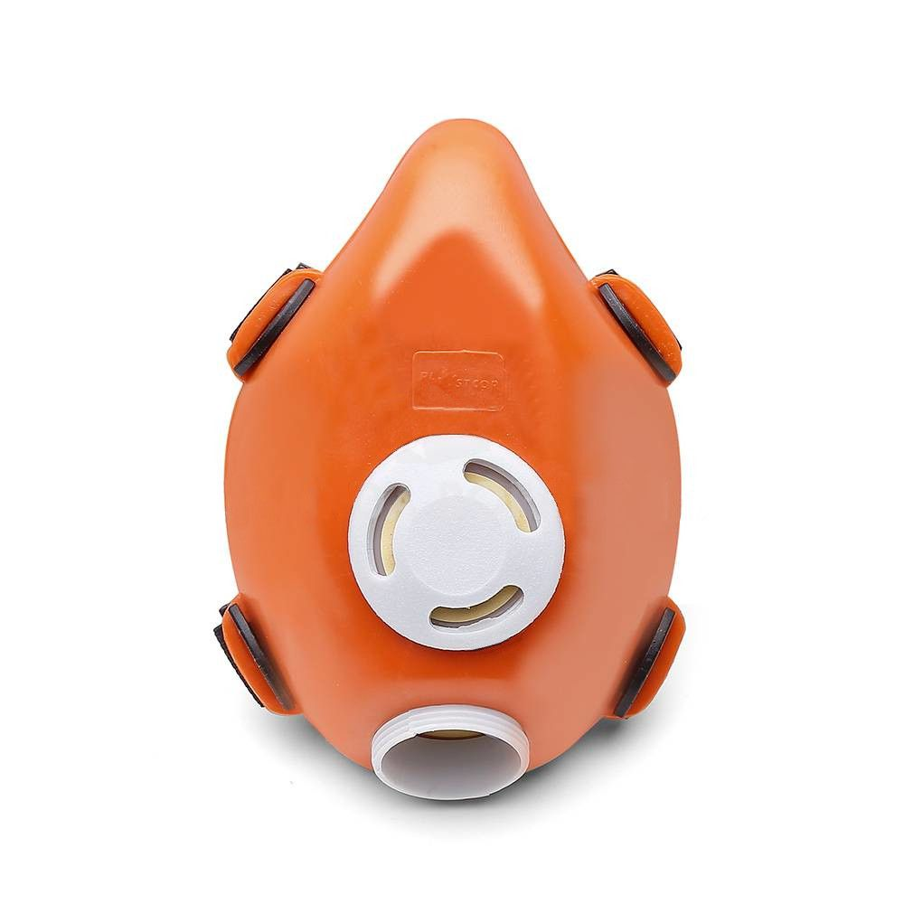 Respirador 1/4 Semi Facial com filtro VO/GA Incluso - Plastcor