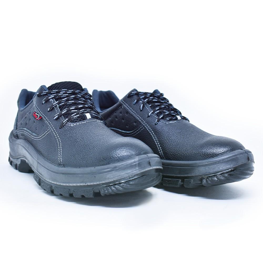 Sapato de Segurança Modelo Tênis com Cadarço CP051 – Crival