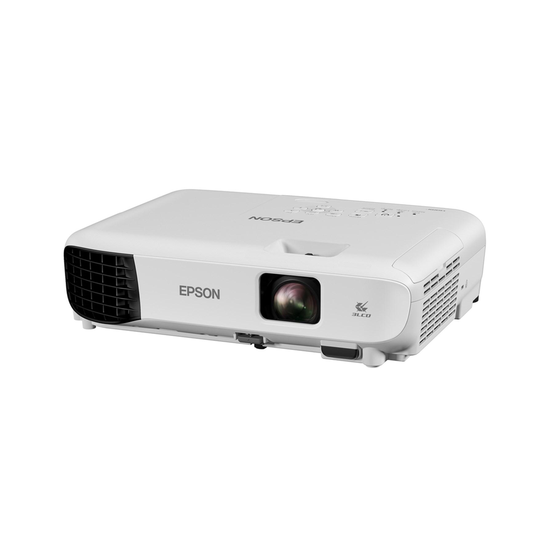 Projetor Epson E10+ 3600 Lumens XGA HDMI USB V11H975021