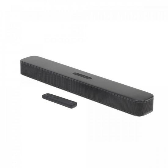 Soundbar 2.0 Bluetooth 40W Bar All In One Preto JBL