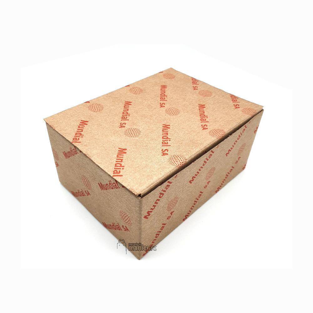 Caixa de alicate Mundial 777 profissional inox c/ 12 unidades
