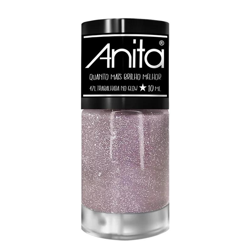 Coleção de Esmalte Anita Quanto Mais Brilho Melhor