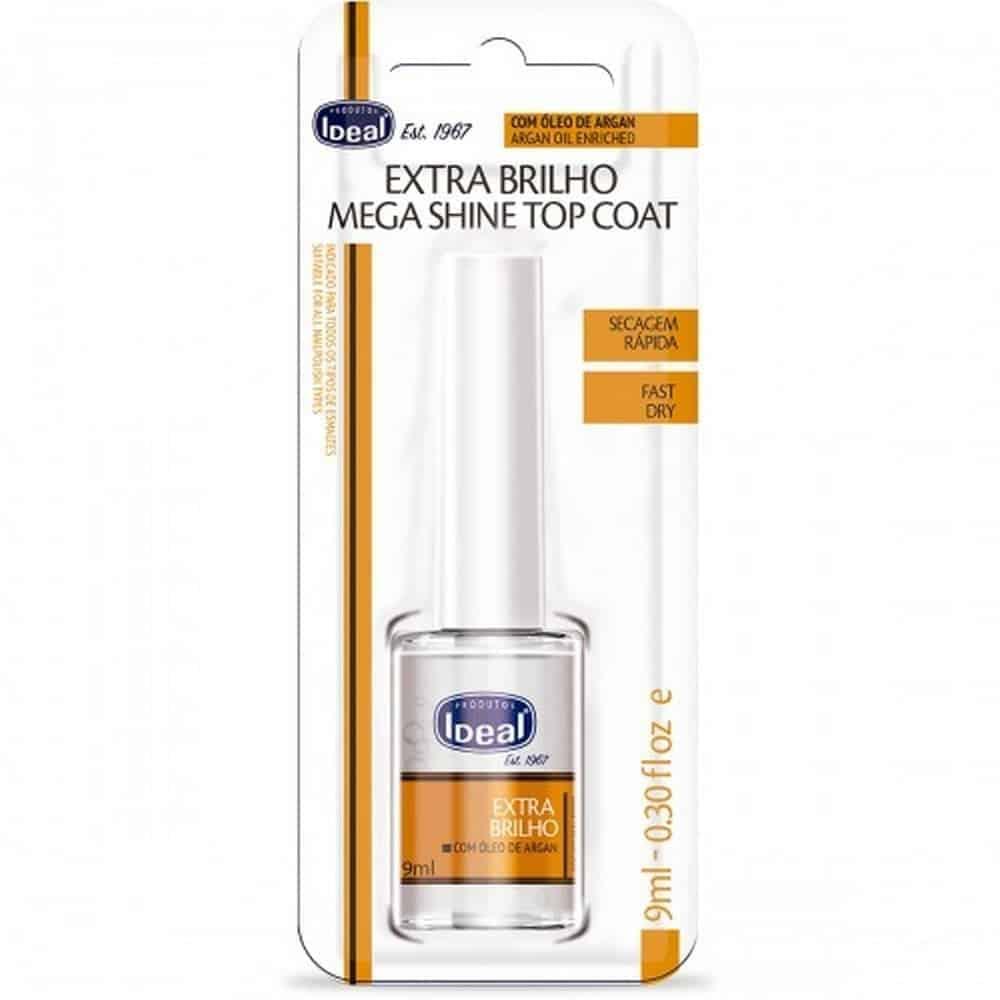 Esmalte Ideal Extra Brilho Argan - 9ml