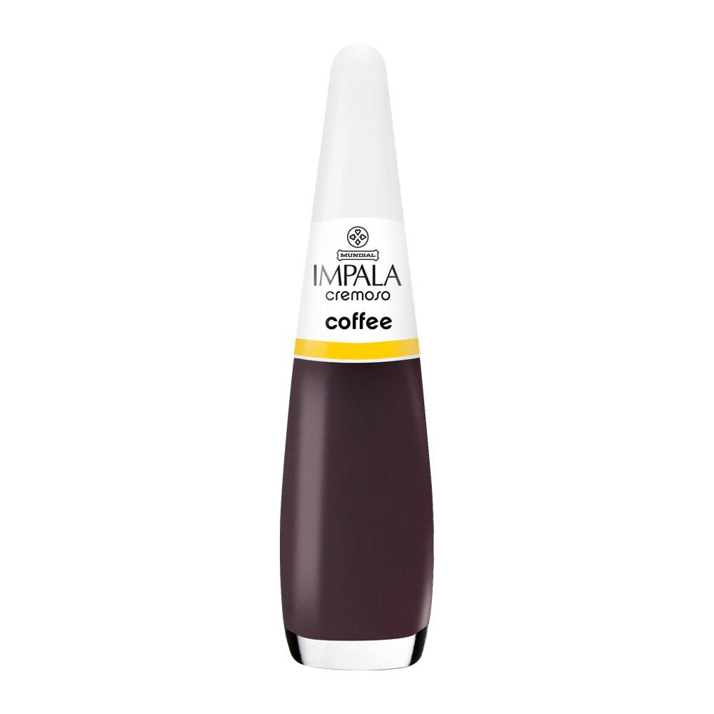 Esmalte Impala coffe cremoso 7,5 ml