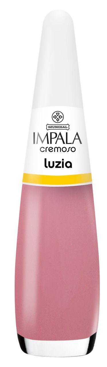 Esmalte Impala luzia cremoso 7,5 ml