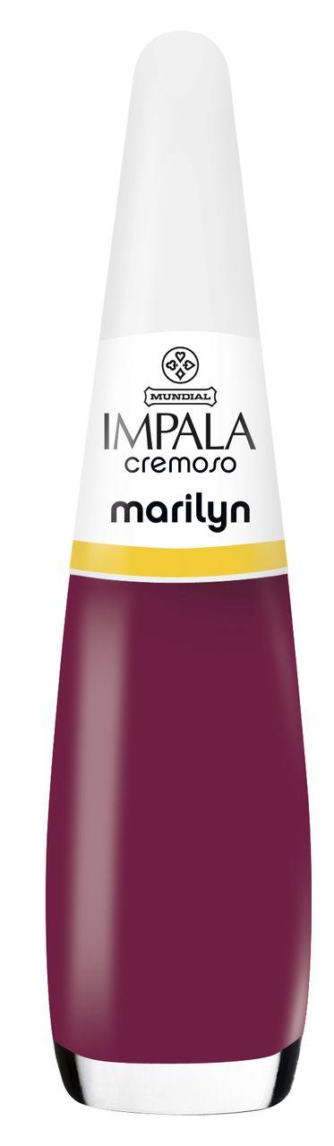 Esmalte Impala marilyn cremoso 7,5 ml