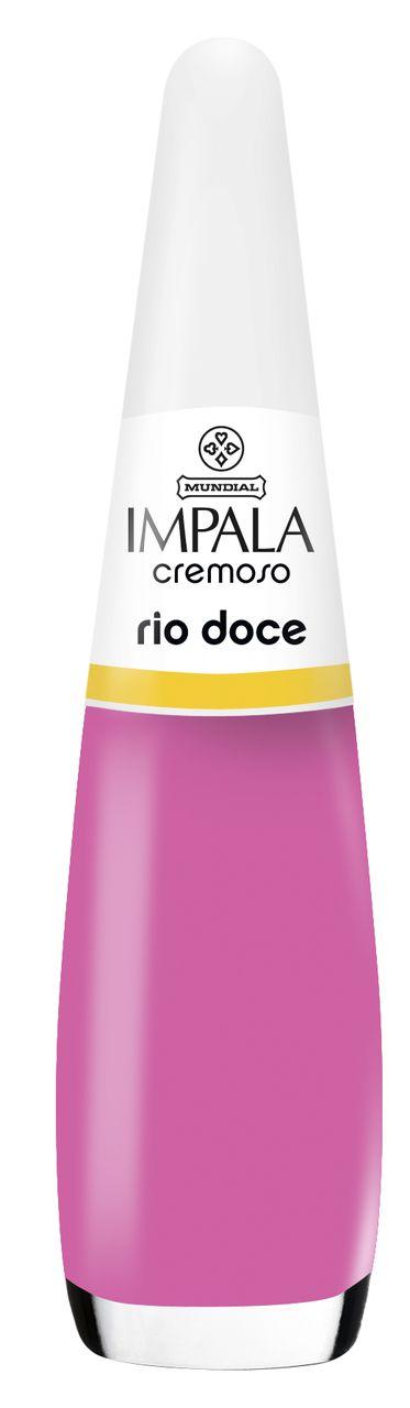 Esmalte Impala rio doce cremoso 7,5ml