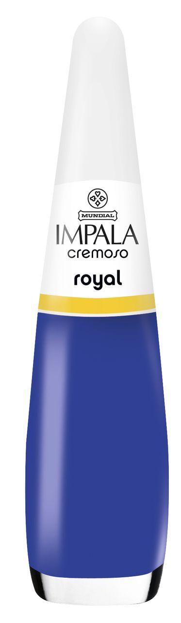 Esmalte Impala royal cremoso 7,5 ml