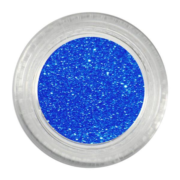 Glitter para unhas decorativa Azul N.1 Santa Clara