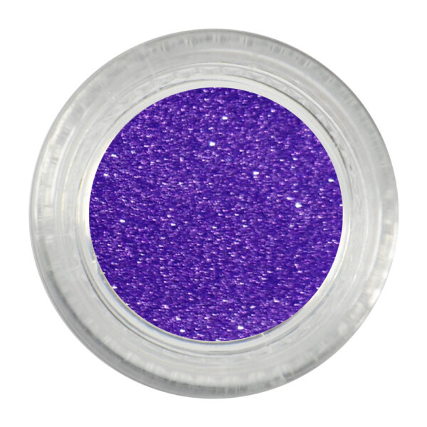 Glitter para unhas decorativa Roxo N.1 Santa Clara