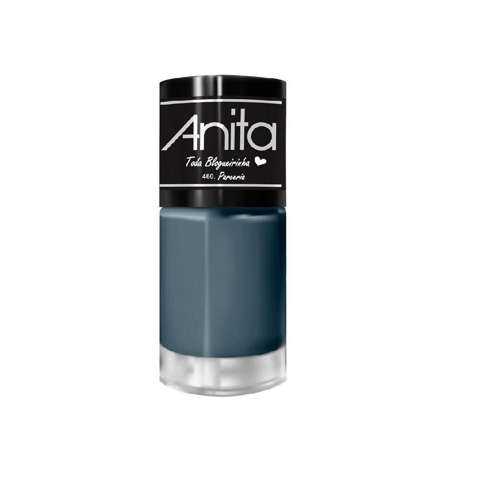 kit de esmalte coleção Anita toda bloguerinha com spray secante Impala