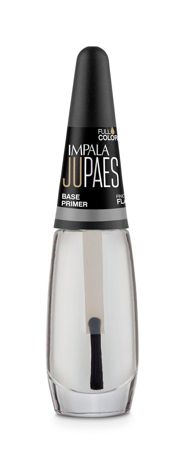 kit de esmalte coleção Ju Paes  com spray secante Impala